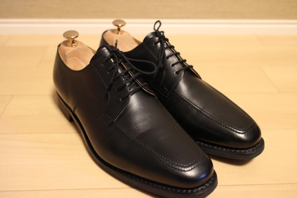 グレイン レイン スコッチ シャイン オア お金がなくても買っておきたいスコッチグレインの雨用革靴 ーシャインオアレインの勧めー